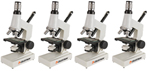 Celestron 44121 (4 Pack) Microscope Kit