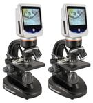 Celestron 44345 (2 Pack) LCD Deluxe Digital Microscope