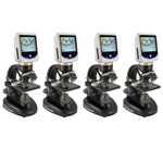 Celestron 44345 (4 Pack) LCD Deluxe Digital Microscope