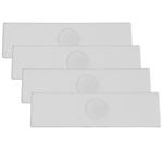 Celestron 44417 (4 Pack) Blank Concave Microscope Slides
