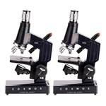 Celestron 44127 (2 Pack) Cosmos Microscope
