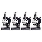 Celestron 44127 (4 Pack) Cosmos Microscope
