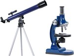Celestron Celes-22013 Telescope And Microscope Kit