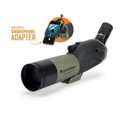 Celestron Ultima Series Scopes celestron ultima 65 45 degree with smartphone adapter